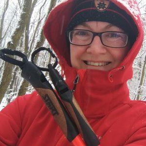 Procházka ve sněhu (leden 2019)