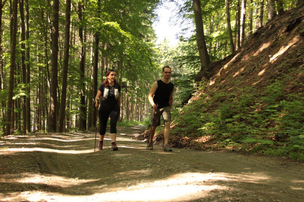 Nordic Walking Podhostýnsko