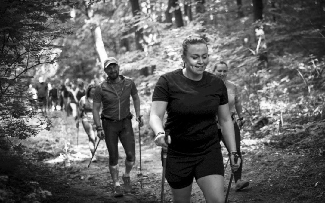Nordic walker – Průvodce